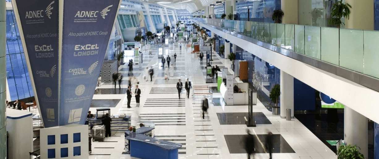 Inside the ExCel London